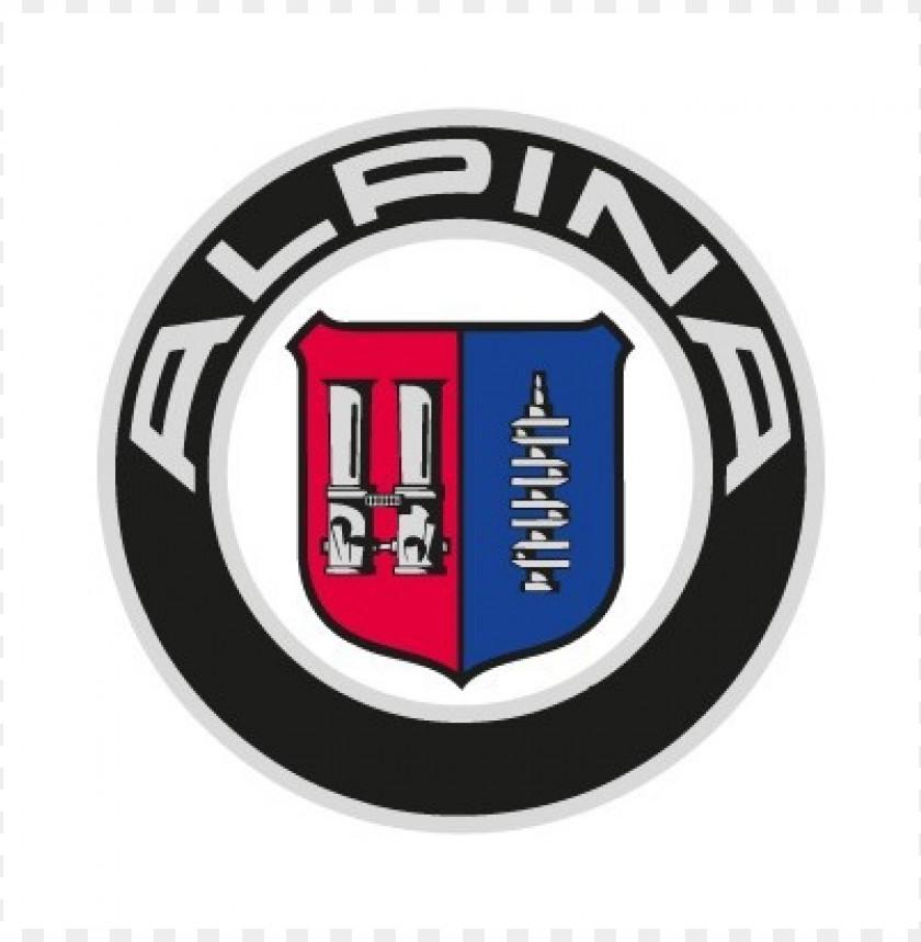 free PNG alpina bovensiepen logo vector PNG images transparent
