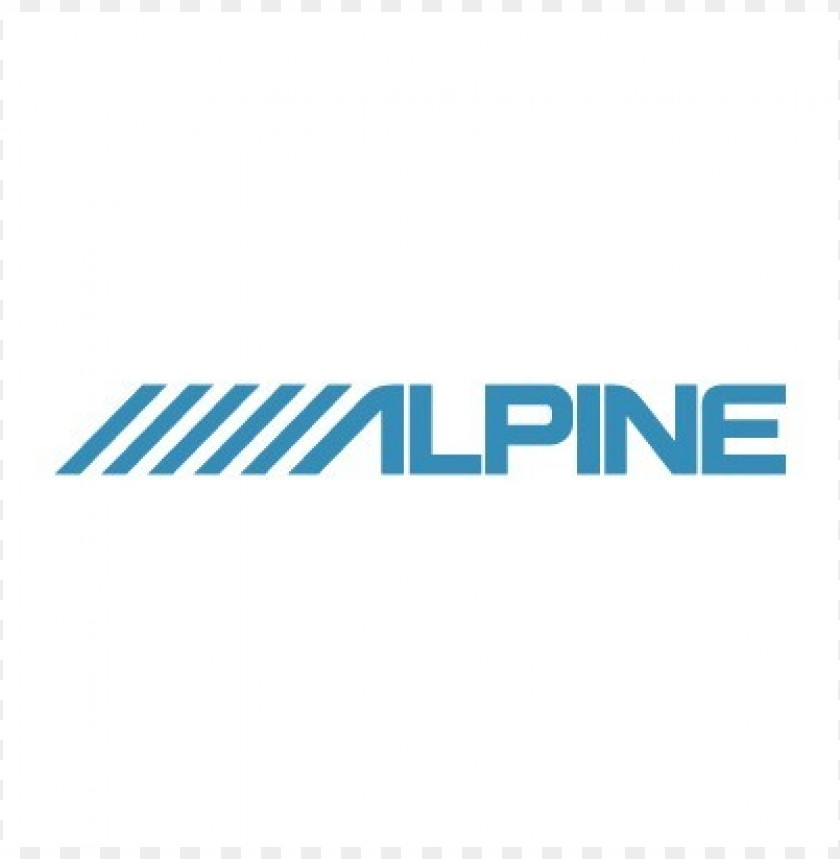 free PNG alpine logo vector PNG images transparent