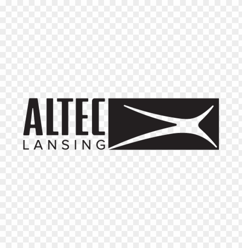 free PNG altec lansing logo vector PNG images transparent