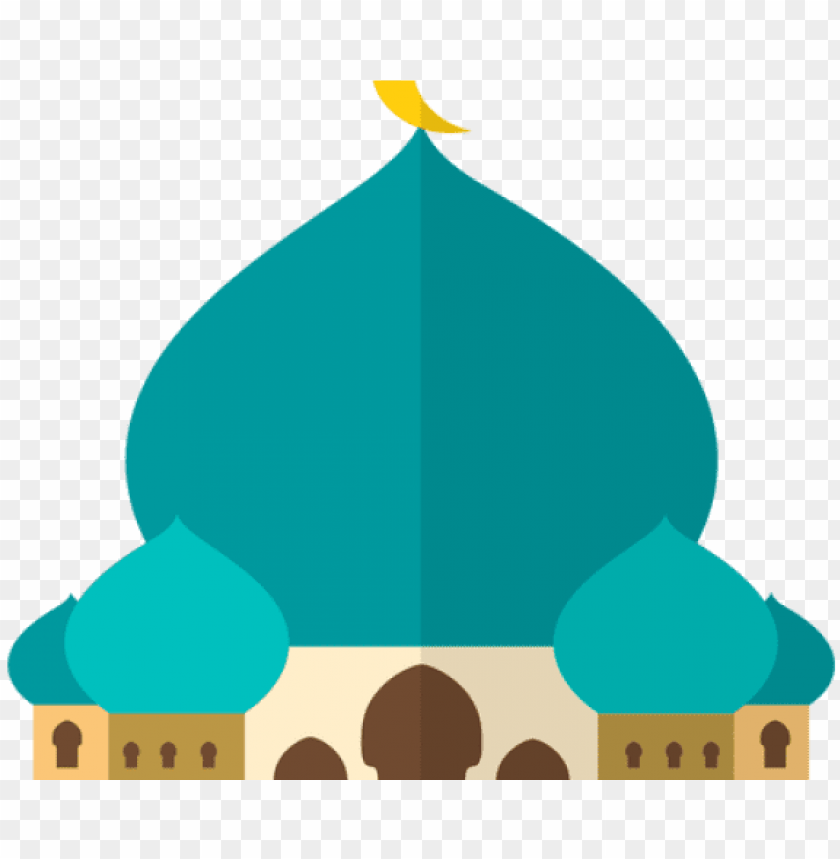 Ambar Masjid Animasi Png Image With Transparent Background Toppng