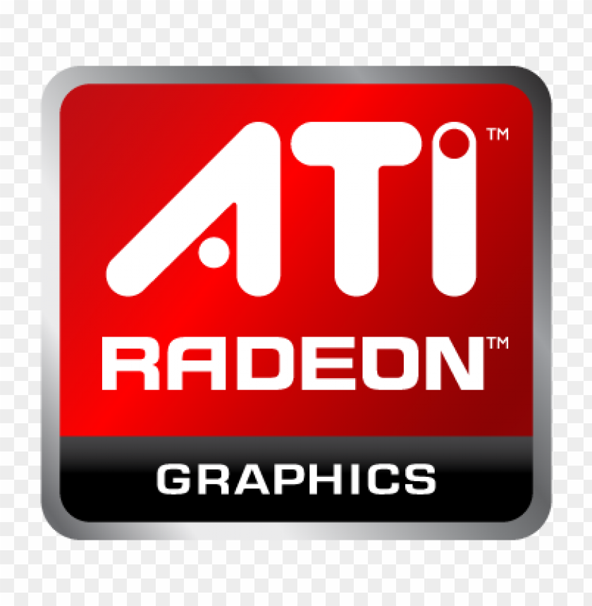 Amd Radeon Logo Vector Free Toppng