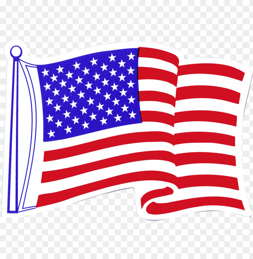 free PNG american flag fridge magnet - us flag store american flag waving magnet PNG image with transparent background PNG images transparent