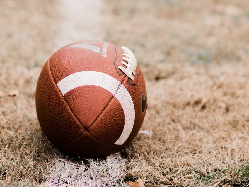 free PNG american football, ball, lawn, marking background PNG images transparent