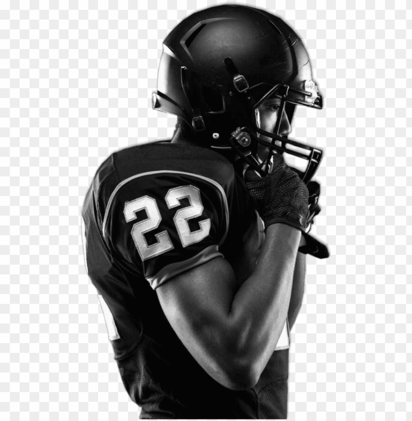 free PNG american football football player PNG image with transparent background PNG images transparent