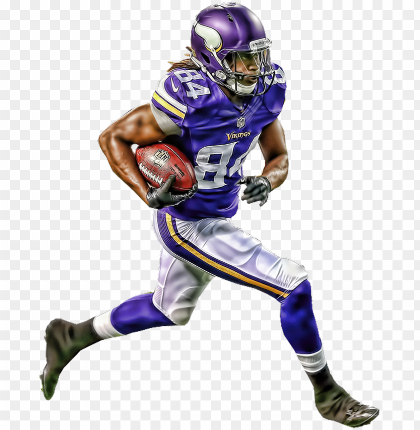 free PNG american football player png image - nfl football player PNG image with transparent background PNG images transparent