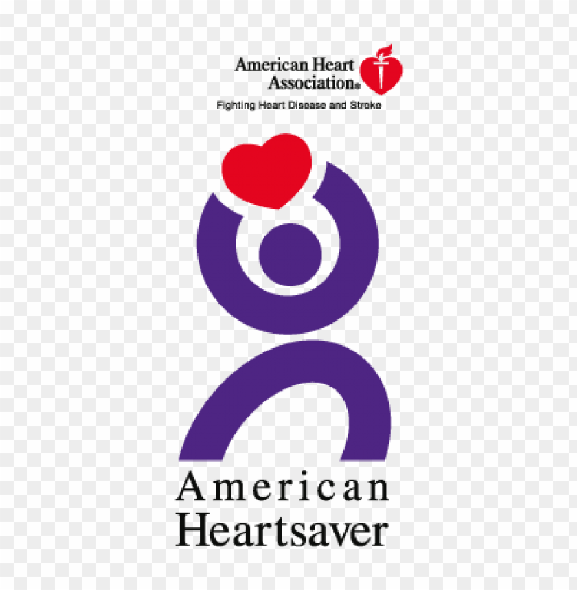free PNG american heartsaver day logo vector PNG images transparent
