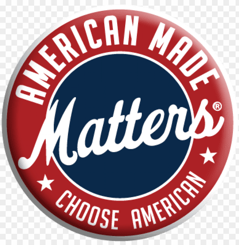 free PNG american made matters, promoting us made products - american made matters logo PNG image with transparent background PNG images transparent
