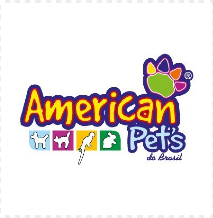 free PNG american pets logo vector PNG images transparent
