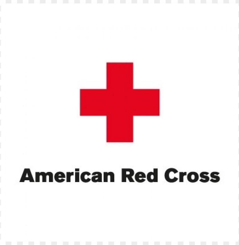 free PNG american red cross logo vector PNG images transparent