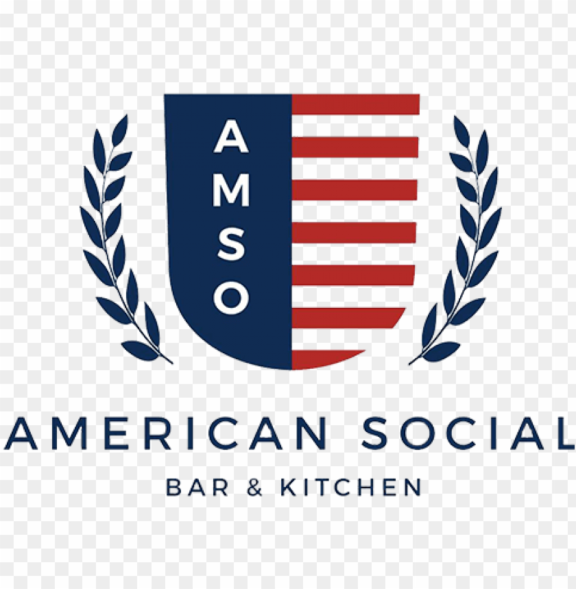 free PNG american social case study - american social miami logo PNG image with transparent background PNG images transparent