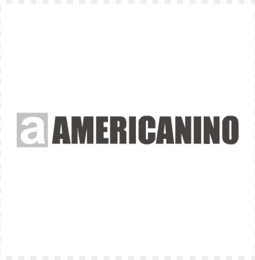 free PNG americanino logo vector PNG images transparent