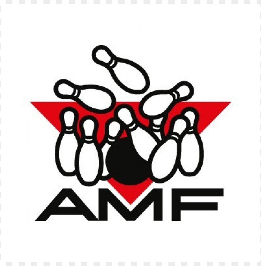 free PNG amf bowling logo vector PNG images transparent