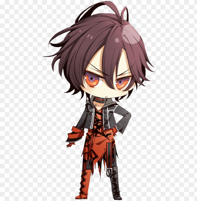 free PNG amnesia shin, amnesia anime, chibi boy, anime chibi, - amnesia anime PNG image with transparent background PNG images transparent