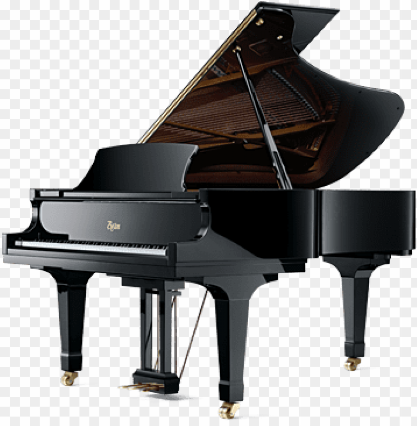 free PNG an acoustic piano an acoustic piano - grand piano PNG image with transparent background PNG images transparent
