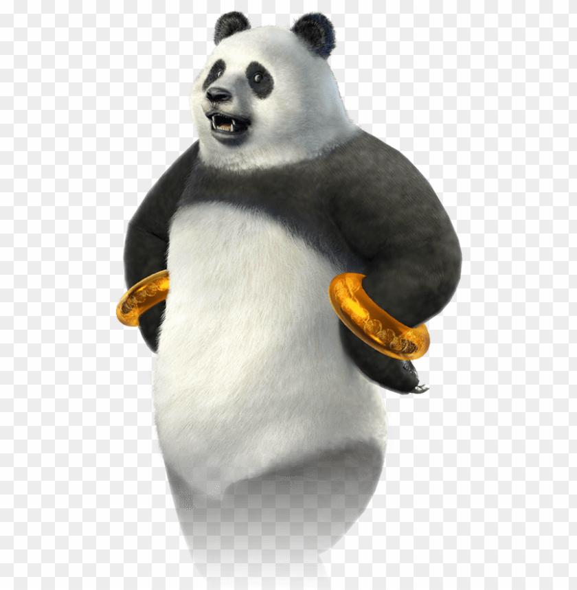 Anda Tekken Png Tekken Mobile Panda Png Image With Transparent Background Toppng