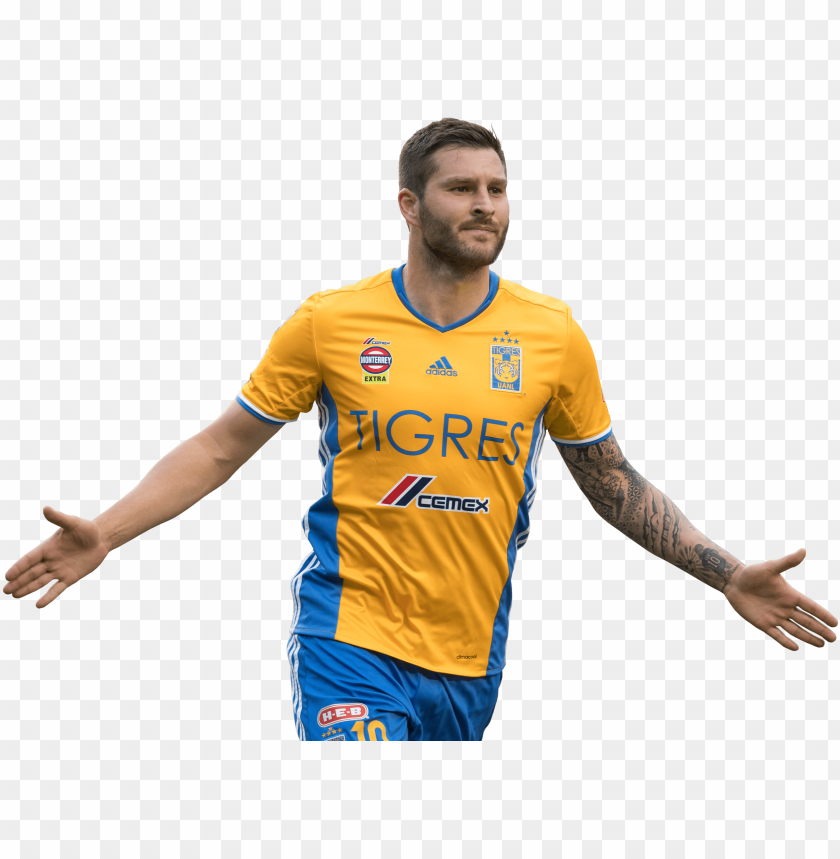 free PNG andré-pierre gignac render - andre pierre gignac PNG image with transparent background PNG images transparent