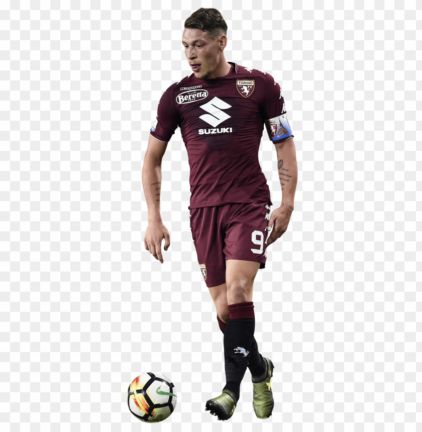 free PNG andrea belotti jersey torino fc italy national football team serie a png PNG image with transparent background PNG images transparent