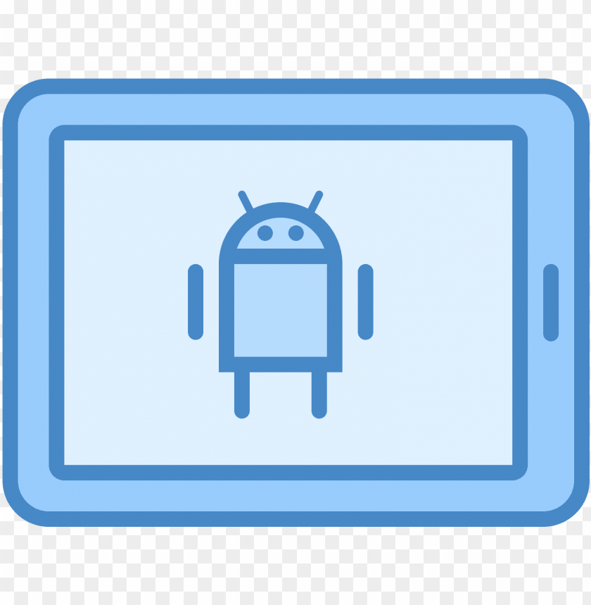 android tablet icon - android table icon png - Free PNG Images@toppng.com