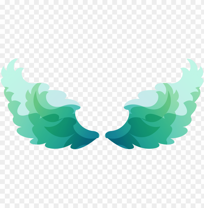 free PNG angel halo clip art - vector angel wings watercolor PNG image with transparent background PNG images transparent
