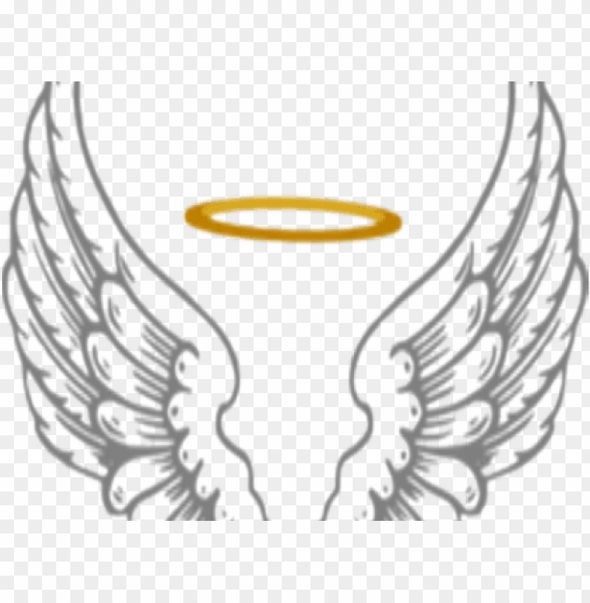 free PNG angel halo - transparent angel wings vector PNG image with transparent background PNG images transparent