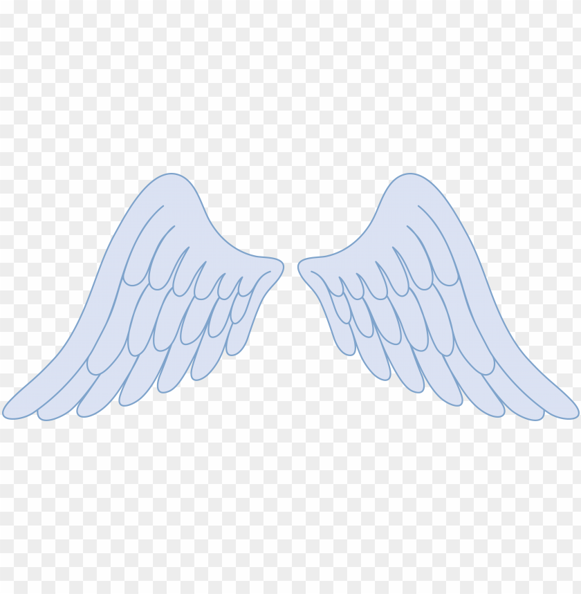 free PNG angel wing clip art free vector of angel wings tattoo - angel wings clipart PNG image with transparent background PNG images transparent
