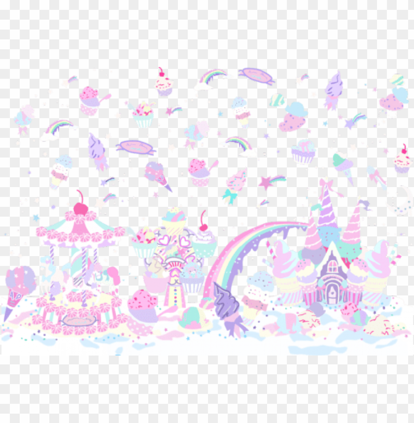 free PNG angelic pretty milky planet kawaii grunge pastel kawaii - pastel kawaii transparent PNG image with transparent background PNG images transparent