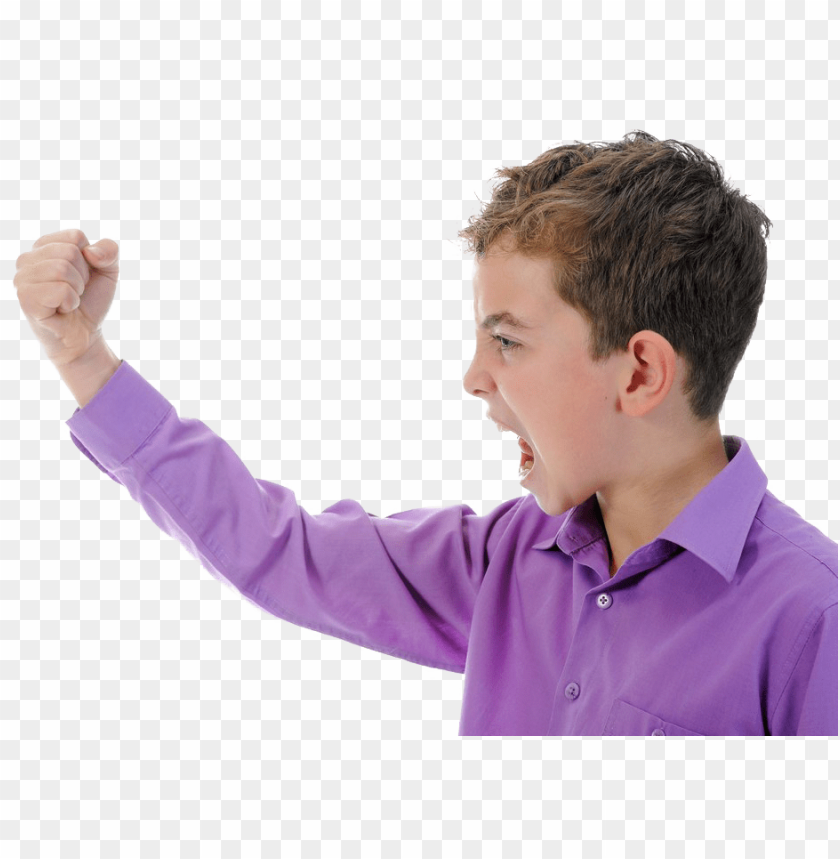 free PNG angry person png free image - angry kid png transparent PNG image with transparent background PNG images transparent