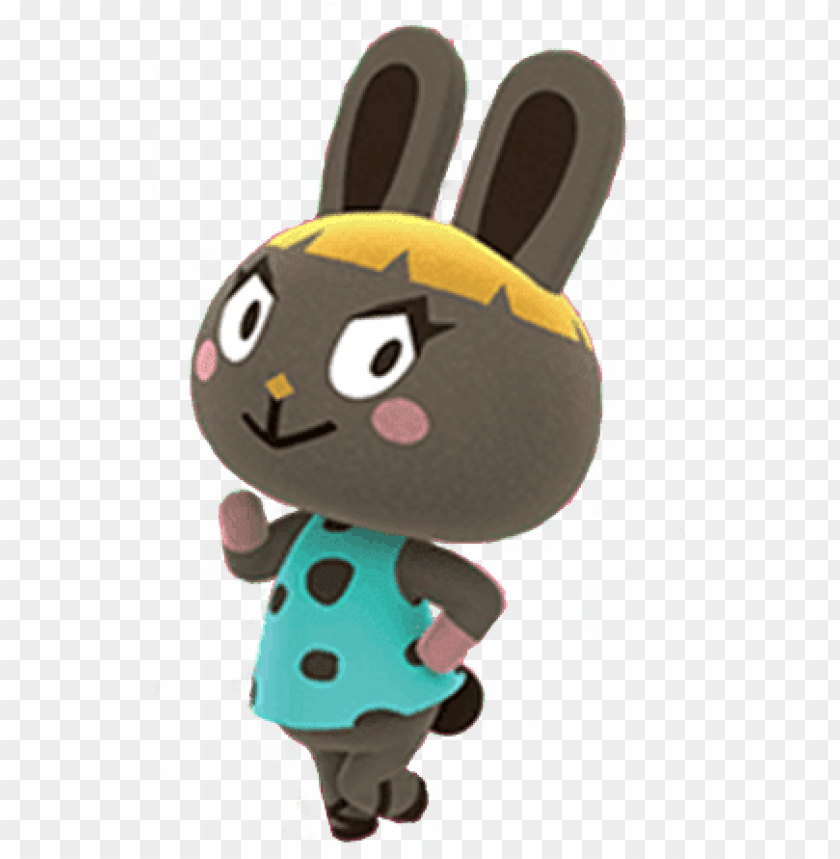 Download Animal Crossing Bonbon Png Images Background Toppng