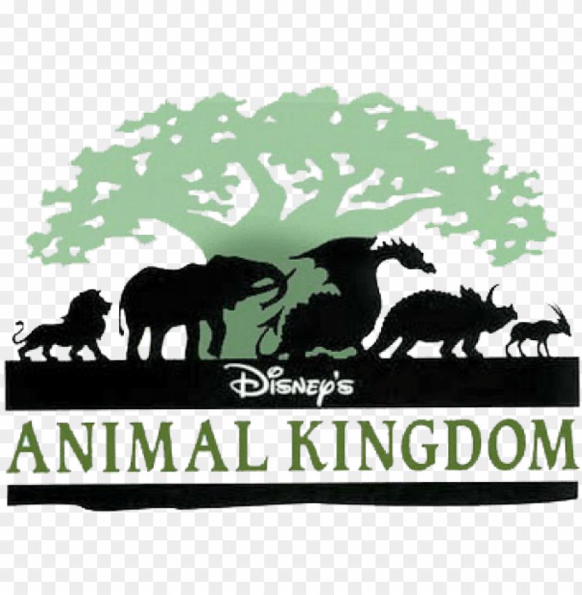 free PNG animal kingdom clipart disney park - disney's wild animal kingdom logo PNG image with transparent background PNG images transparent