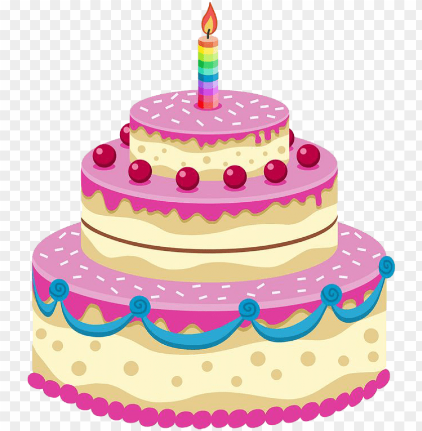 Fine Animated Birthday Cake Png Image With Transparent Background Top Personalised Birthday Cards Veneteletsinfo