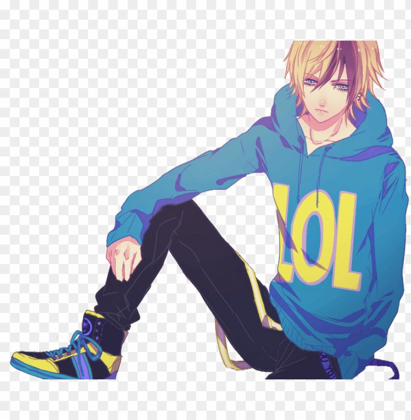 Anime Boy Clipart Photo Anime Boy Transparent Background Png Image With Transparent Background Toppng