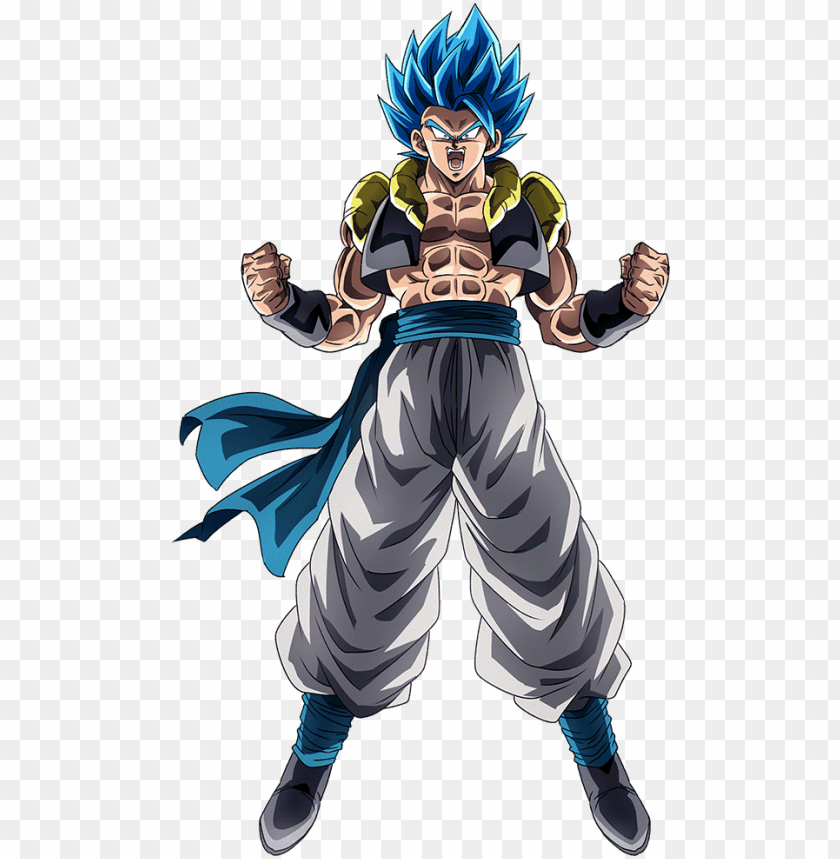 free PNG anime, dragon ball super, dragon ball, dragon ball - ssgss gogeta dokkan battle PNG image with transparent background PNG images transparent