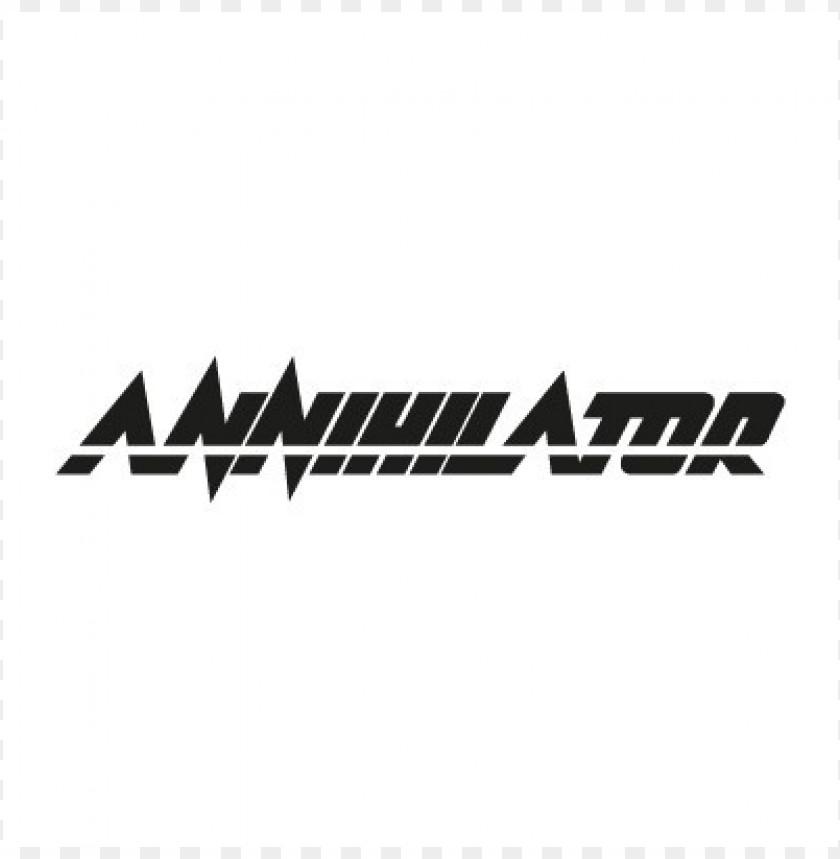 free PNG annihilator logo vector PNG images transparent