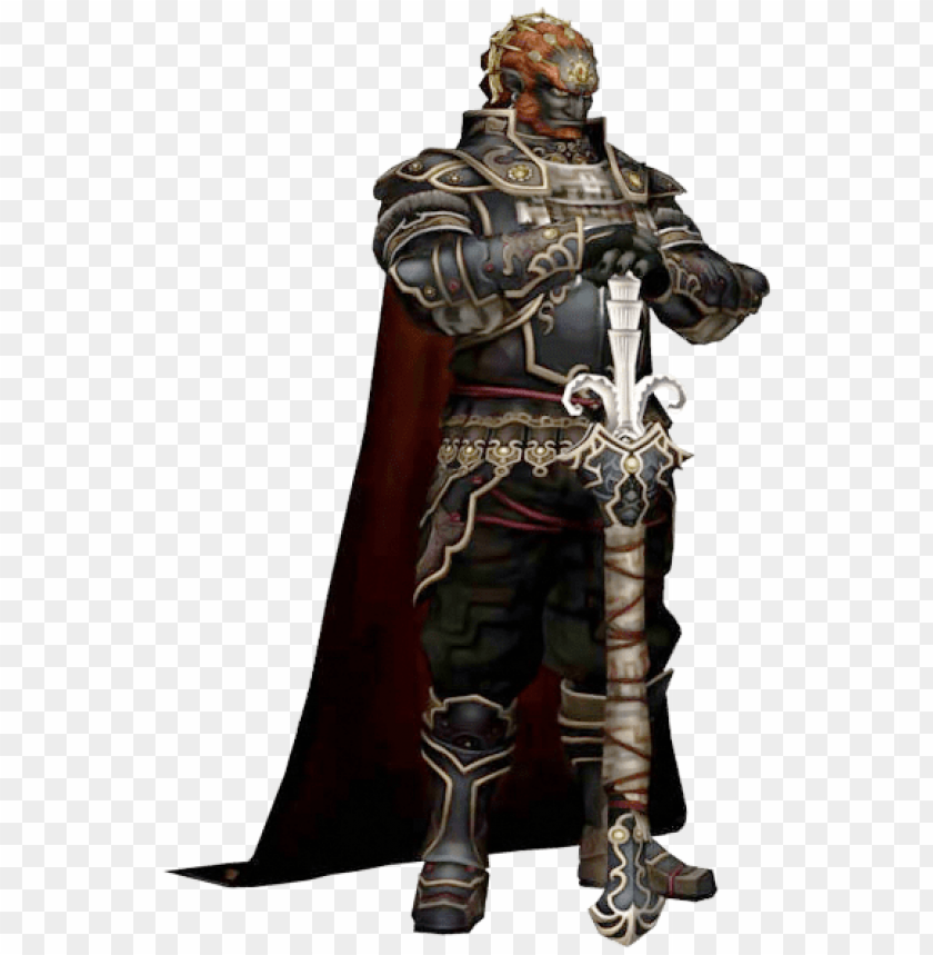 Anon Ganondorf The Legend Of Zelda Png Image With