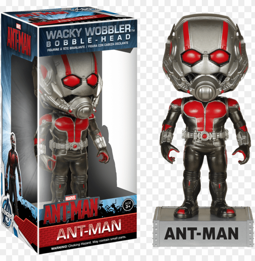 free PNG ant man wacky wobbler - pop s ant ma PNG image with transparent background PNG images transparent