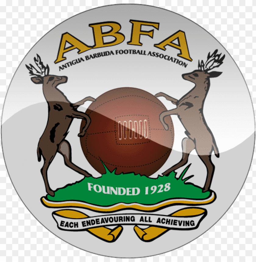 antigua barbuda football logo png png - Free PNG Images@toppng.com