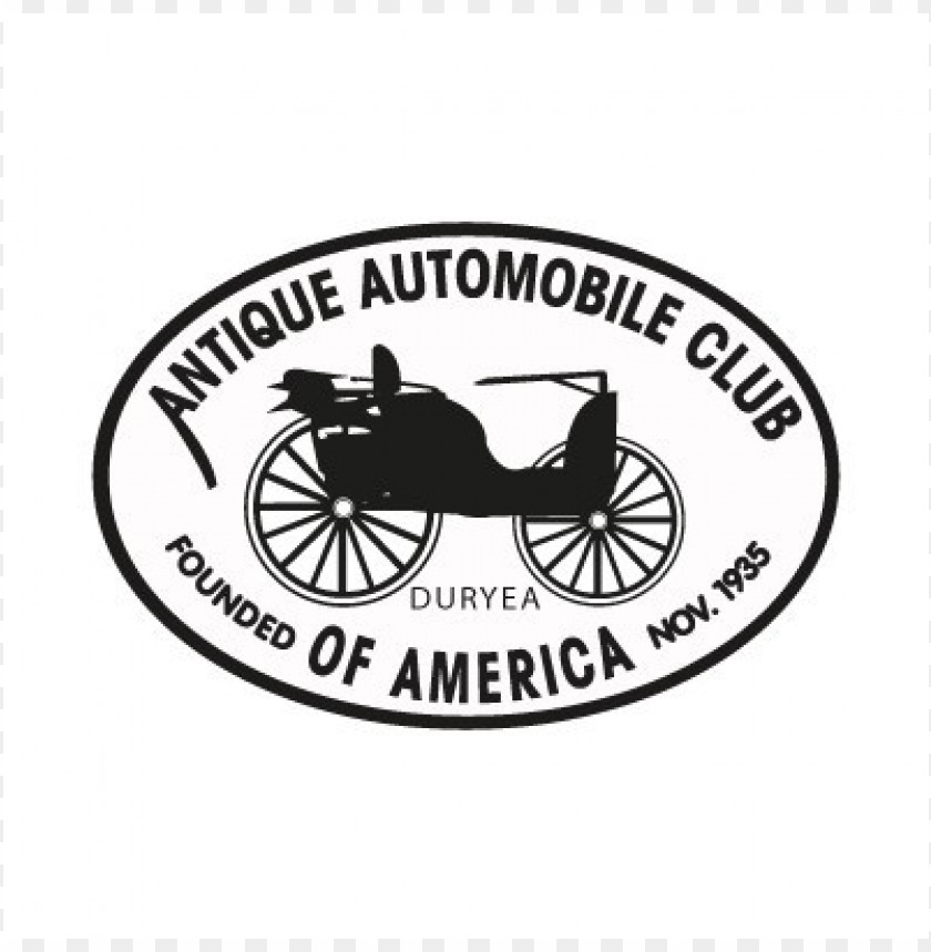 free PNG antique auto club logo vector PNG images transparent