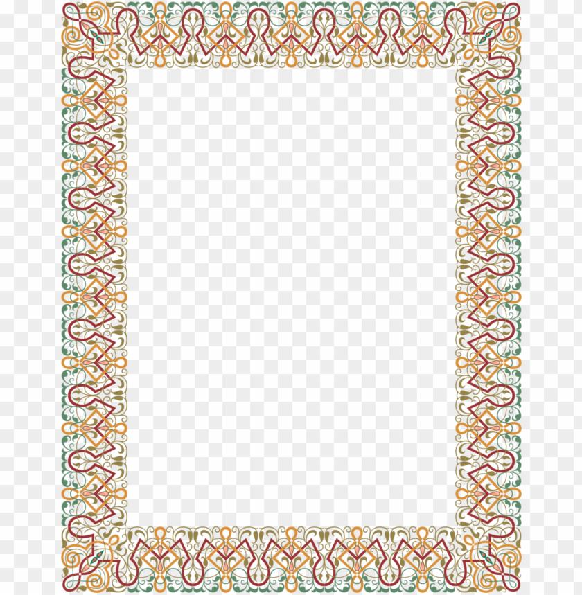 free PNG antique border clipart decorative borders borders and - antique border PNG image with transparent background PNG images transparent