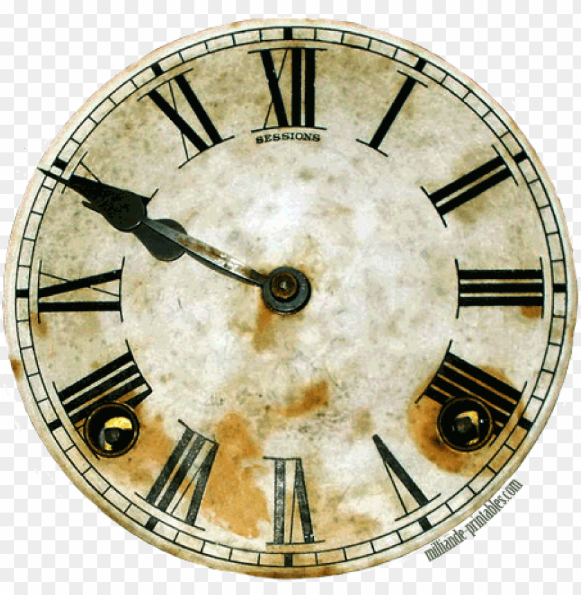 free PNG antique clock faces template printables at www - old clock gif PNG image with transparent background PNG images transparent