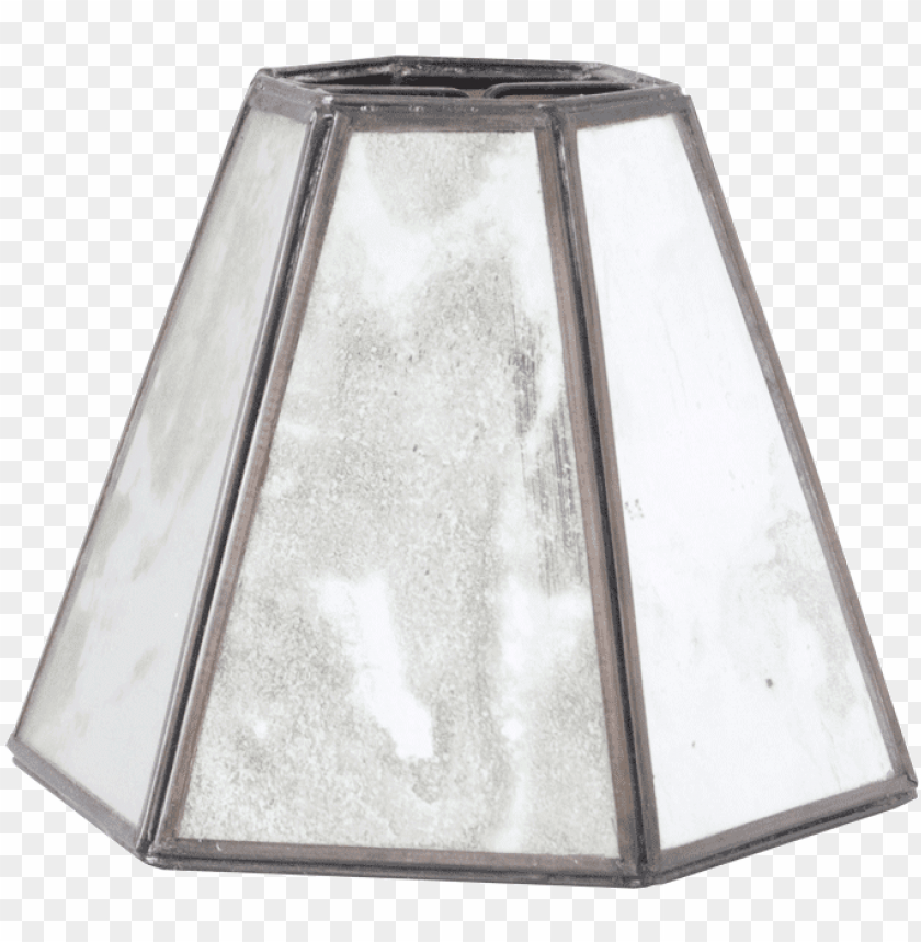 free PNG antique mirror hexagonal chandelier shade, lamp shades, PNG image with transparent background PNG images transparent