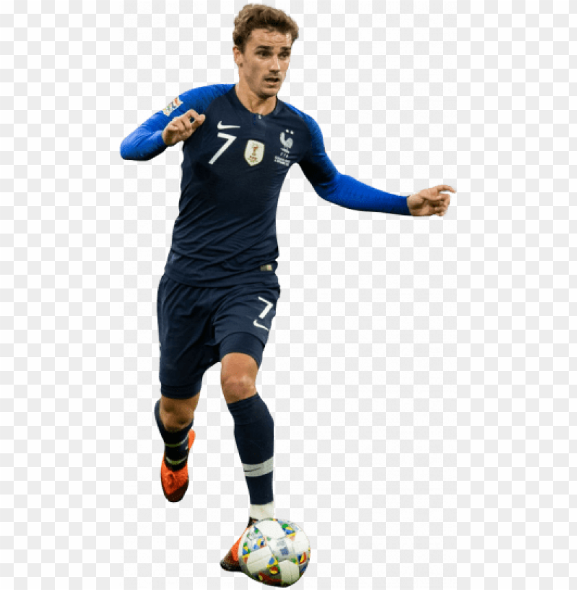 Download Antoine Griezmann Png Images Background Toppng