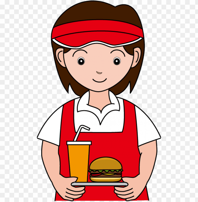 free PNG anunt angajare model fast food PNG image with transparent background PNG images transparent