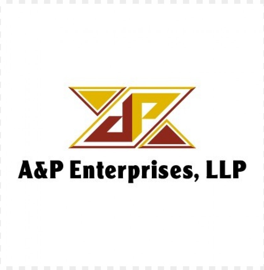 free PNG a&p enterprises logo vector PNG images transparent