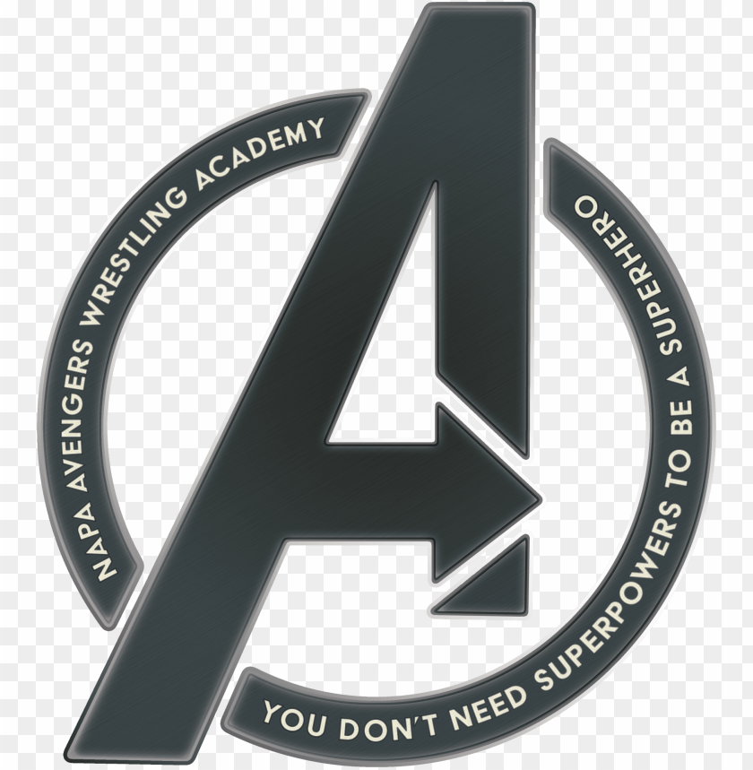 free PNG apa avengers wrestling academy - avengers logo vector PNG image with transparent background PNG images transparent