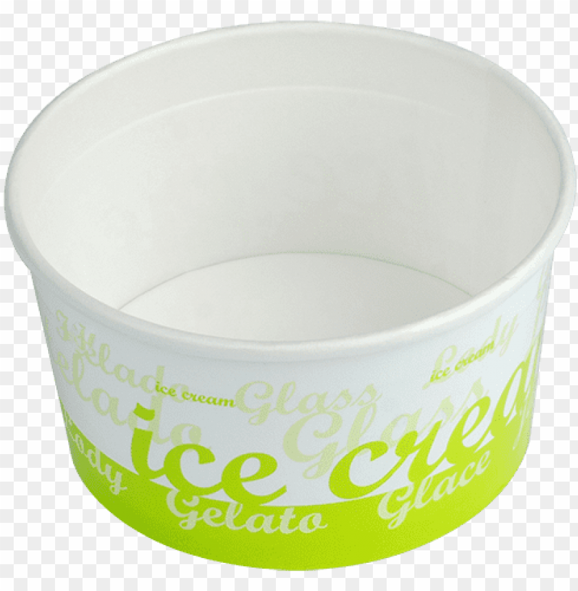 free PNG aper ice-cream containers - cu PNG image with transparent background PNG images transparent