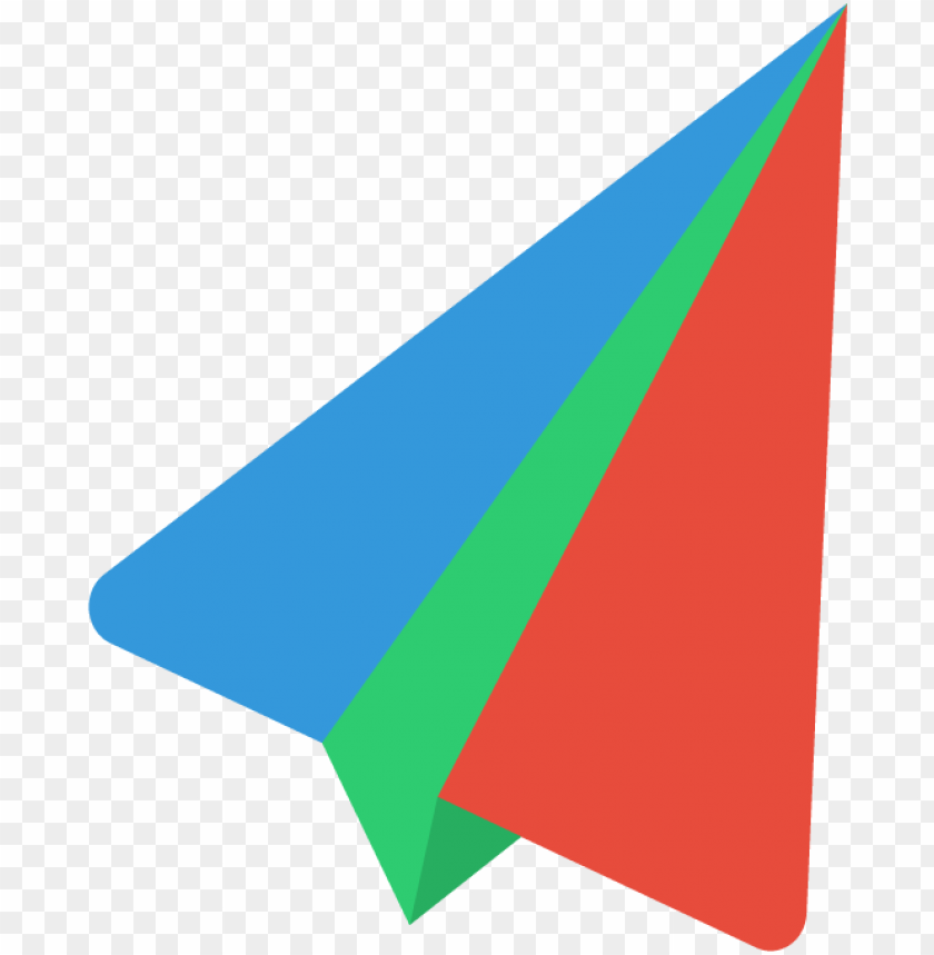 free PNG aper plane logo - triangle PNG image with transparent background PNG images transparent