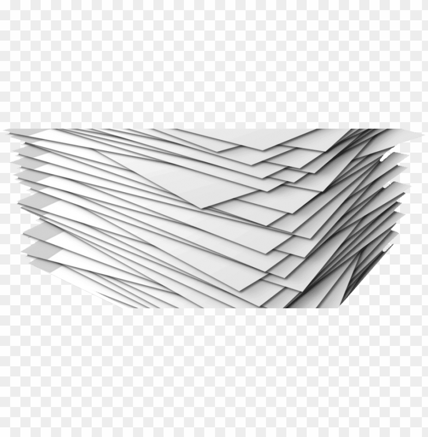 free PNG aper stack png download - stack of papers PNG image with transparent background PNG images transparent