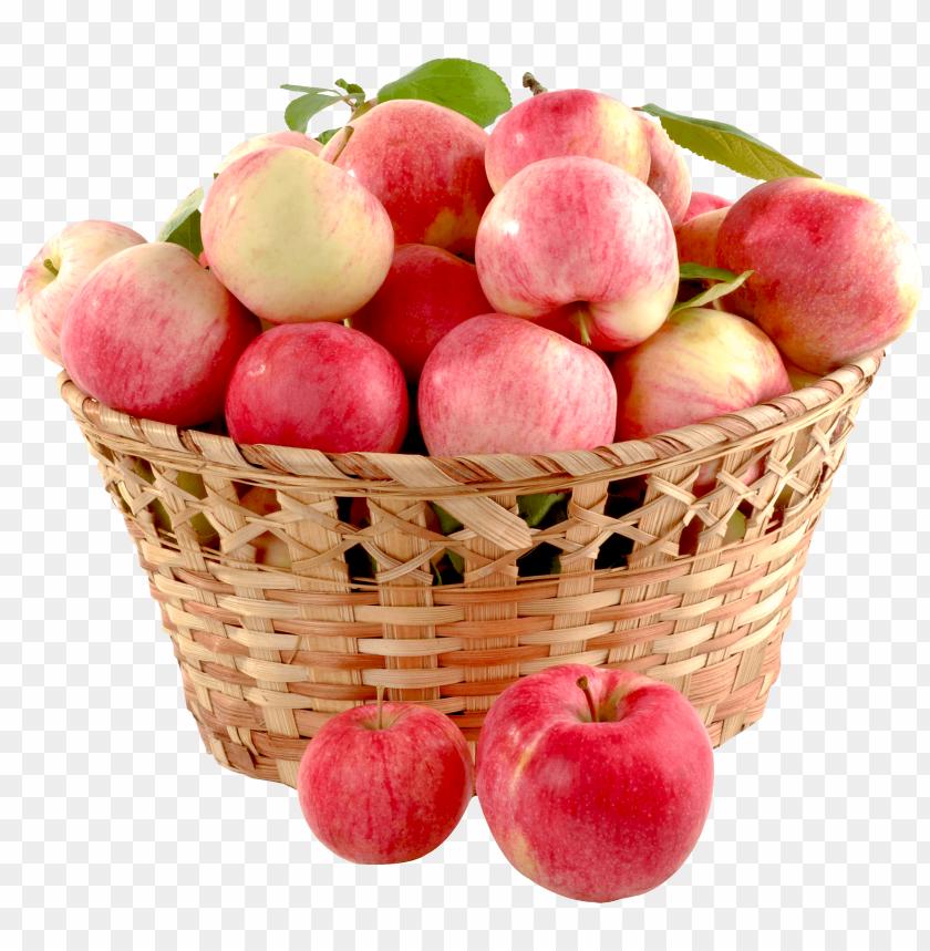 free PNG Apple Basket png - Free PNG Images PNG images transparent