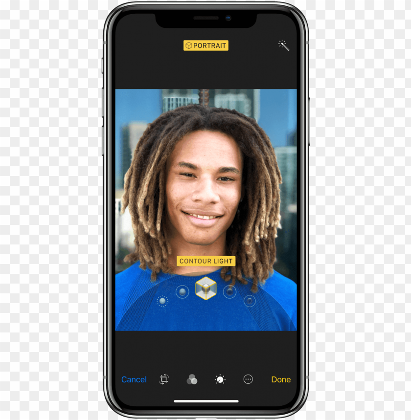 free PNG apple iphone x, with precise facial mapping technology, - iphone x photos take PNG image with transparent background PNG images transparent