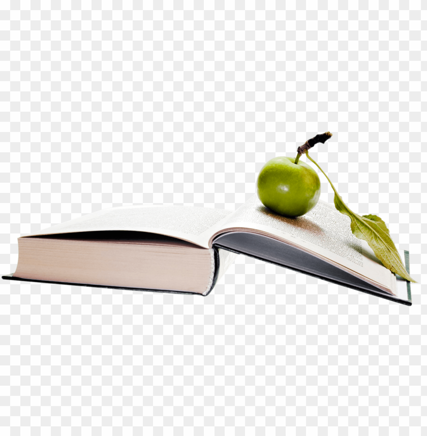 free PNG Apple on Book png - Free PNG Images PNG images transparent